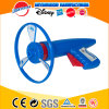 Best Quality Cheap Price Promotional UFO Shooter Flying Disk Gun Toy Flyer with En71