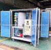 Mobile Double Stage High Voltage Transformer Oil Purifier with 75kv Breakdown Voltage (ZJA Series)