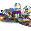 Space Theme Trampoline Park Equipment for Indoor Playground