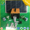 100W Home Using Portable Solar Energy System