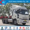 Excellent Faw 420HP 6X4 Tractor Truck with Right Hand Steering