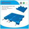 Big 9 Leg 4-Way Sigle Faced Plastic Pallet (with 4 steel tubes)