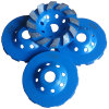 4 Inch Turbo Cup Diamond Grinding Wheel for Concrete