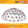 Outdoor Playground Galvanized Space Climbing Ball Gym Fitness Equipment (QTL-3802)