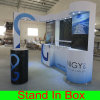 Recyclable Portable Exhibition Stand Aluminum Exhibition Booth