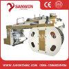 Four Color Central Drum Flexographic Printing Machine