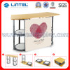 Twister Tower Show Table Advertising Promotion Counter (LT-07B1)