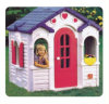 Kaiqi Group Little Plastic Hot Sell Play House Play Equipment