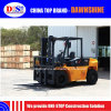 Pneumatic Tyre 7tons Clg2070h New Forklift Truck Price