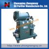 Zhongneng Zy Series Waste Transformer Oil Refinery Plant