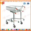 Disabled Practical Handing Wheelchair Users Shopping Trolley (ZHt265)
