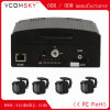 Economical HDD Mdvr for Local Record, 4CH H. 264 HDD Car DVR
