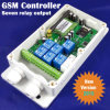 Seven Relay Output GSM Remote Controller