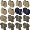 2019 Salute to Service Brady Rodgers Mack Donald Smith-Schuster Hoodies