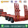 Low Bed Semi Trailer 13m Fuwa 2/3 Axle 40FT China Heavy Truck Trailer Utility Trailer Skeleton Semi Trailer Skeletal Trailer for ISO Container Transportation