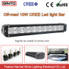 18PCS 10W CREE LED off Road Car Roof Light Bar 30inch
