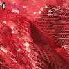 Fashion Ecofriendly Pet Sequin Embellished Fabric for Lady Clothing