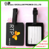 PVC Soft Rubber Luggage Tag Ep-L4102