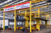 20t Ton European Standard Single Box Girder Overhead Crane