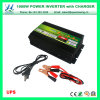 UPS 1000W Modified Sine Wave Power Inverter with Charger (QW-M1000UPS)