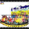 Amusement Park Kiddy Ride 2018 Kids Rotating Chasing Car