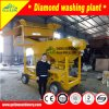 Complete Turn Key Mobile Gold Diamond Washing Plant