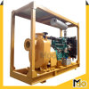 6 Inch Farm Irrigation Movable Diesel Self Priming Pump