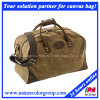 Mens Fashion Waxed Canvas Duffle Bag for Traveling or Touring