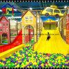 Kids Fun Land Indoor Equipment Amusement Park Facility Baby Playhouse