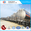 3 Axles Aluminum Alloy Tank Trailer, 42000liters Aluminum Tank Trailer
