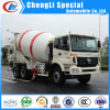 10 Wheels 10cbm Drum Roller Cement Transport Concrete Mixer Trucks for Sale
