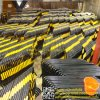 High Quality Galvanized Traffic Control Barrier Crowd Control Barrier