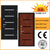 Modern Security Steel Turkish MDF Board PVC Door (SC-A228)
