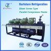 Bitzer Medium & Low Temperature Screw Type Parallel Condensing Unit