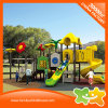 Kids Outdoor Games Playground Facility Fitness Equipment with Slide