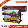 Funsunjet Fs-1700m Eco Solvent Printer with One Dx5 Head (3.2m, CMYK 4 colors, 1440dpi)