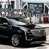 Rear View & 360 Panorama Interface for Cadillac ATS Cts Xts Srx Xt5 with Cue System Lvds RGB Signal Input Cast Screen
