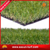 Four Color Artificial Lawn Grass Customized Synthetic Turf