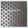 Rectangle Hole Punching Titanium Mesh