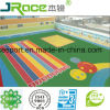 Outdoor Non-Slip Environmental EPDM Sports Rubber Playgroud Outdoor