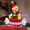 LED 220V Elf Walking Stick Decorative Decoration Light for Outdoor Christmas