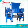 Multiple Safety Protection Devices Mobile Double Shaft Tire Shredder for Sale (TS-1200)
