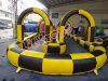 Inflatable Bumper Ball or Car Track for Sport Game