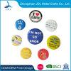 Custom Printing Tin/Tinplate/Plastic Button Badge (017)