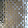 New Products on Market Glass Mirror Silver Fireplace Wall Backslash Mosaic Tiles