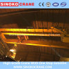 Steel Mill Factory Applied Double Girder Overhead Crane