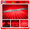 16-Head Red Fat-Beam 3200MW Laser Curtain
