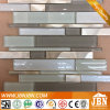 High Quality Aluminum and Glass Strip Mosaic for Wall (M855172)