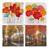Modern Canvas Printing Wall Art Blossom Oil Canvas Painting