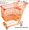 170L Asian Style Supermarket Grocery Trolley Cart